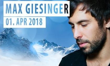 Top of the Mountain Easter Concert Idalp with MAX GIESINGER